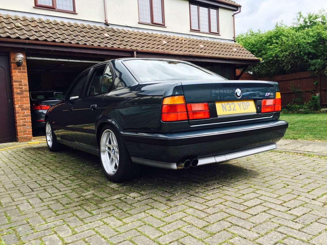 BMW E34 M5 Limited Edition #39/50