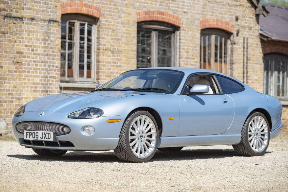 Jaguar XKR - 26,000 miles
