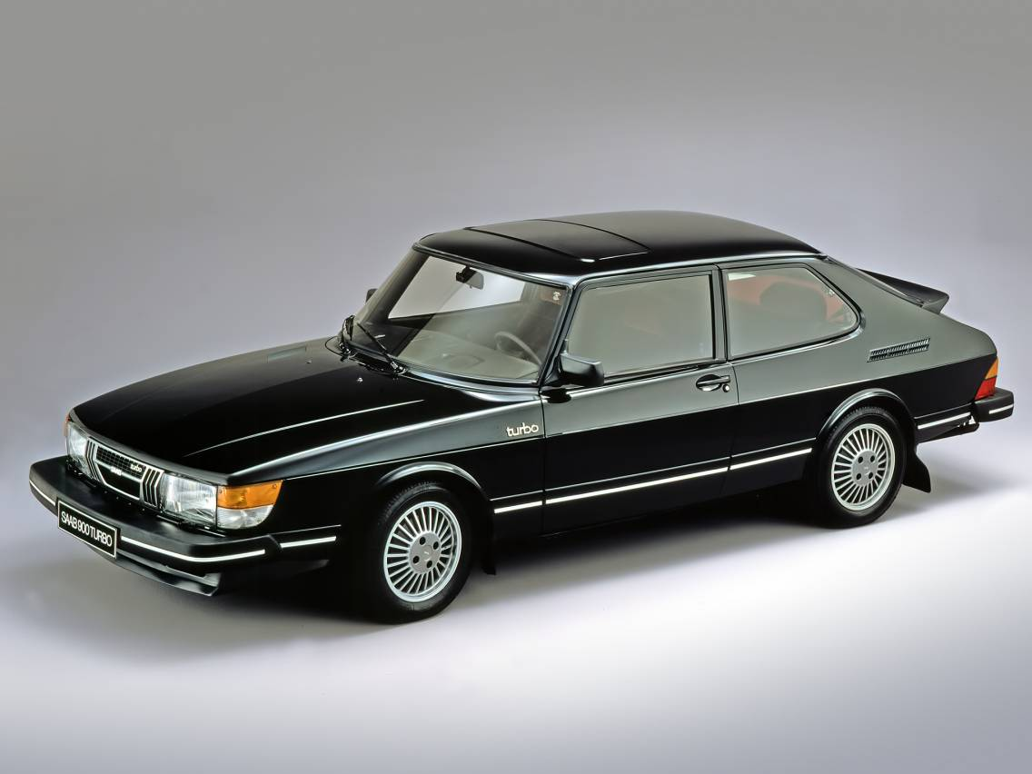 SAAB 900 TURBO COUPE