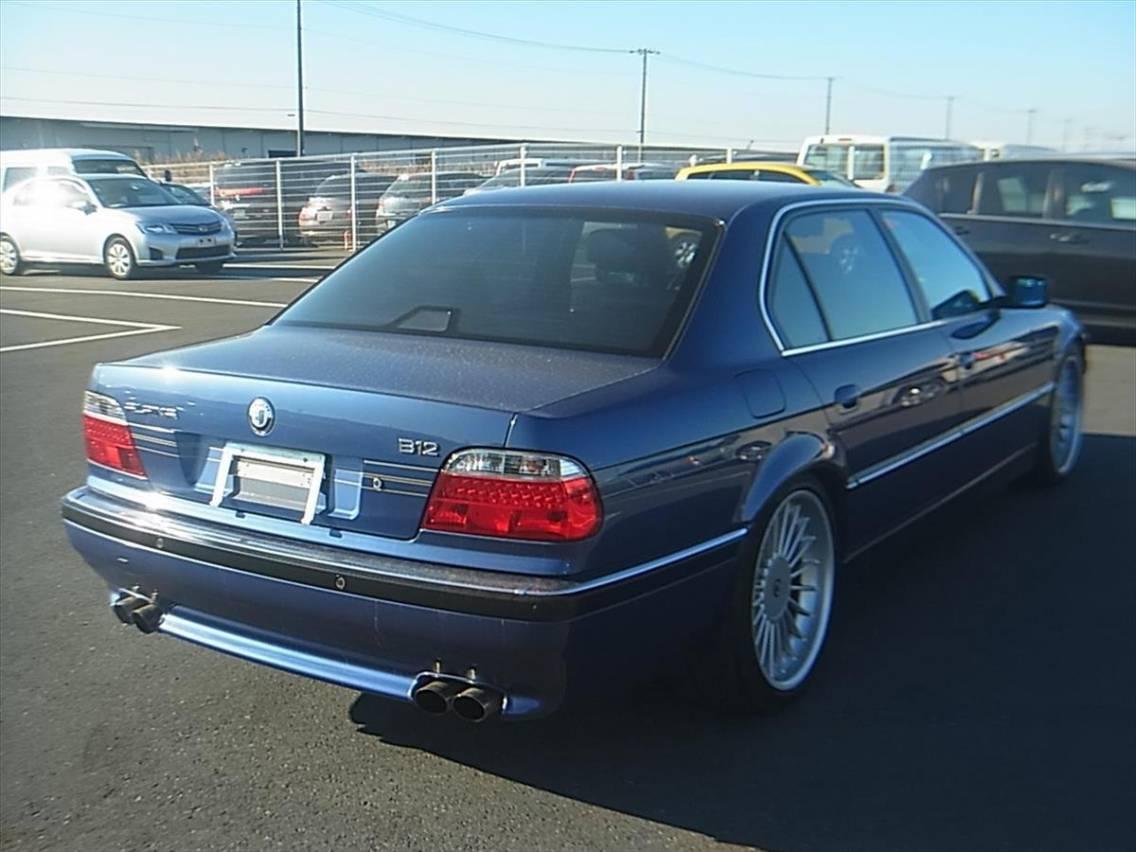 BMW Alpina B12  5.7 LWB