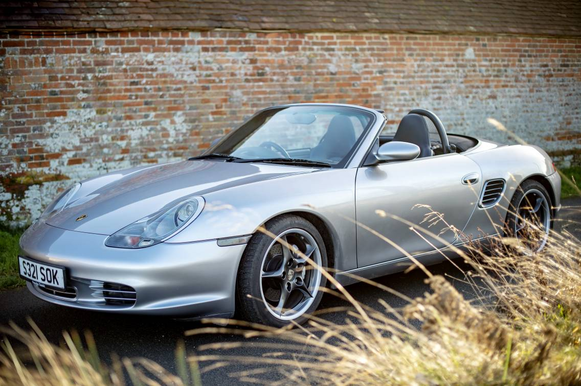 Porsche BOXSTER S 550 Spyder 50th Anniversary